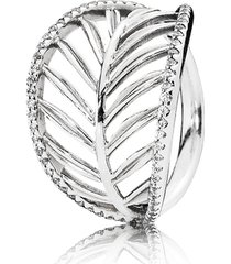 anel de prata tropicana