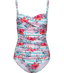 lilly swimsuit baddräkt badkläder multi/mönstrad missya