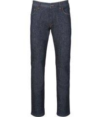 fendi jeans pocket ff embossed