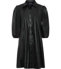 abito in similpelle (nero) - bodyflirt