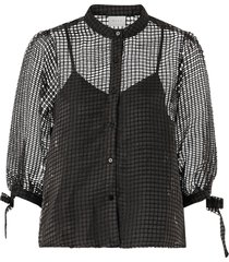 blus & linne vidahlian 3/4 shirt