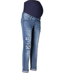 jeans boyfriend prémaman (blu) - bpc bonprix collection