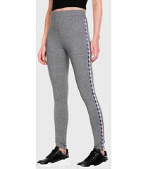 legging everlast mysterious gris - calce slim fit