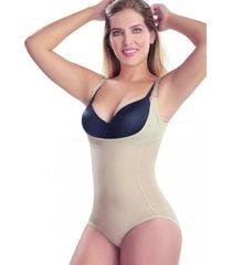body faja 4 en 1 con látex envolvente piel cocoon