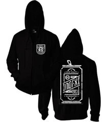 nofx beer can punk rock music since 1983 sweat shirt zip up hoodie s-xl