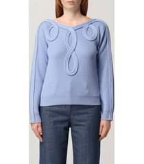 boutique moschino sweater moschino boutique virgin wool sweater