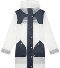 women's original hero vinyl waterproof hunting coat