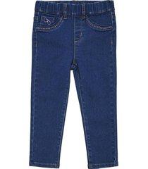jeans jegging denim i beba azul oscuro corona