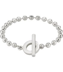 gucci boule toggle bracelet in sterling silver at nordstrom