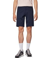boss men's liem slim-fit shorts
