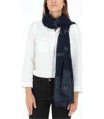 pañuelo plisado azul humana