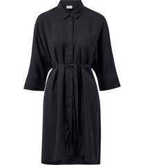 skjortklänning vifloria 3/4 sleeve shirt dress