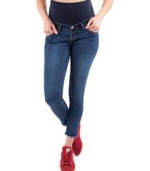 jeans pitillo soft madremia