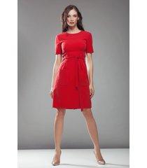 sukienka tweegy s20 czerwona