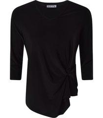 joseph ribkoff t-shirts & tops 193138 zwart