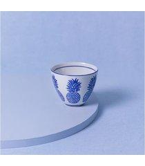 vaso xian cor: azul - tamanho: único