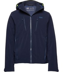 alpha 3.0 jacket outerwear sport jackets blå helly hansen