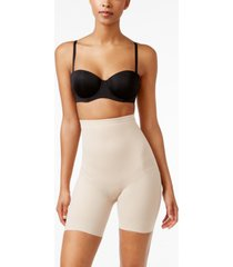 miraclesuit women's extra firm tummy-control flex fit high-waist thighslimmer 2909