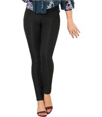 pantalon jennifer negro para mujer croydon
