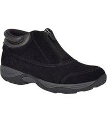 easy spirit enclose women's zip-up booties women's shoes