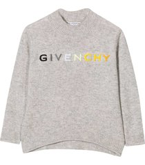 givenchy gray sweater