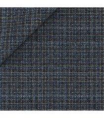 giacca da uomo su misura, lanificio zignone, melange grigio, quattro stagioni | lanieri