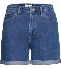 onlvega life hw mom shorts shorts denim shorts blå only