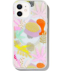 sonix matisse meadow iphone 12/12 pro & 12 pro max case - pink