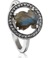 anillo tous camille 712165661 multicolor mujer