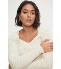 tröja josie knitted sweater