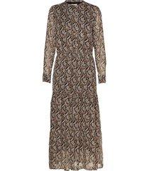 dress maxiklänning festklänning multi/mönstrad sofie schnoor