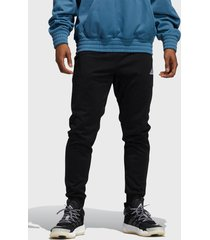 pantalón adidas performance ld cz pant negro - calce holgado