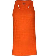 camiseta atlética mujer color naranja,talla xs