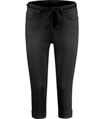 broek capri grace zwart