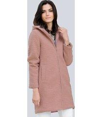 mantel alba moda roze
