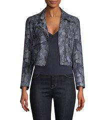 cayman floral jacket