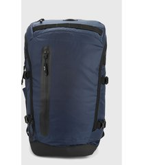 morral  azul-negro oakley backpack
