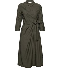 roxiiw dress jurk knielengte groen inwear