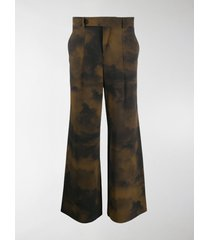 a-cold-wall* terrain print trousers