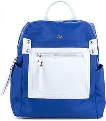mochila azul xl  dorita