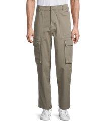 champion men's utility cargo pants - navy - size xxl