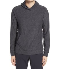 outdoor voices men's all day hoodie, size x-small in charcoal at nordstrom