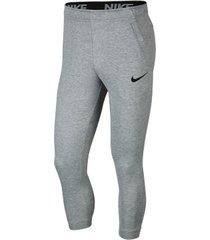 pantalon largo de hombre m nk dry pant taper fleece nike gris