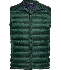 d.1 the light down gilet vest groen gant