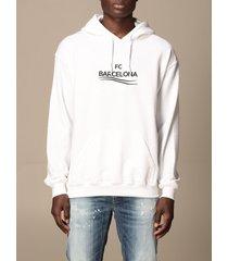 backsideclub sweatshirt barcelona backsideclub cotton sweatshirt