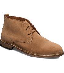 stb-caleb s desert boots snörskor brun shoe the bear
