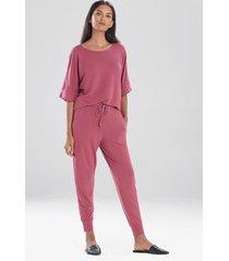 natori haven lounge pants sleep pajamas & loungewear, women's, size xl natori