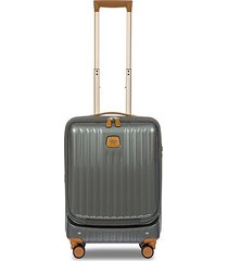 capri 21-inch carry-on spinner suitcase