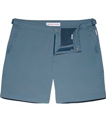 bulldog swim shorts - grey steel 271732-gry