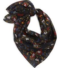 women's madewell bandana, size no size - black